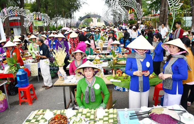 lễ hội dừa bến tre 2021